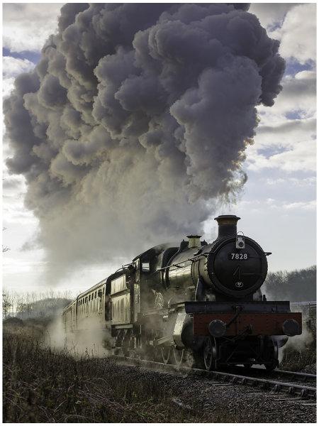 Winter Steam-up