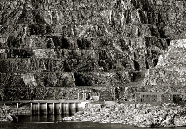 Llanberis Slate Quarry