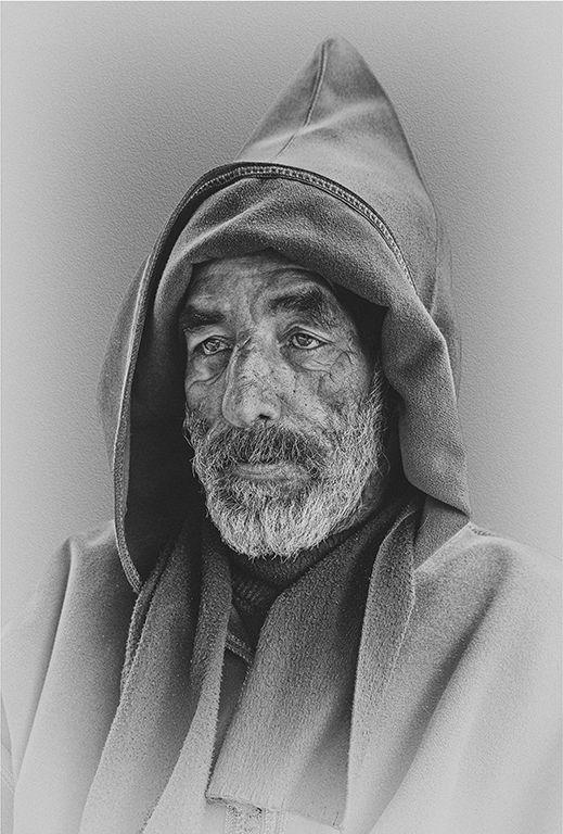 Moroccan Man Jill  Toman