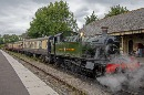 THE EAST SOMERSET RAILWAY AT CRANMORE