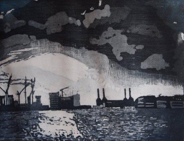 Thames Storm