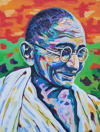 Gandhi - Power of freedom