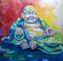 Happy Buddha - dynamisch