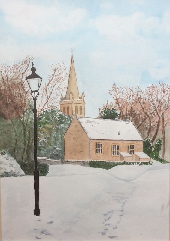 26. Oakham Old School, founded 1584