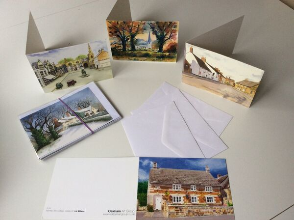 A selection of our cards