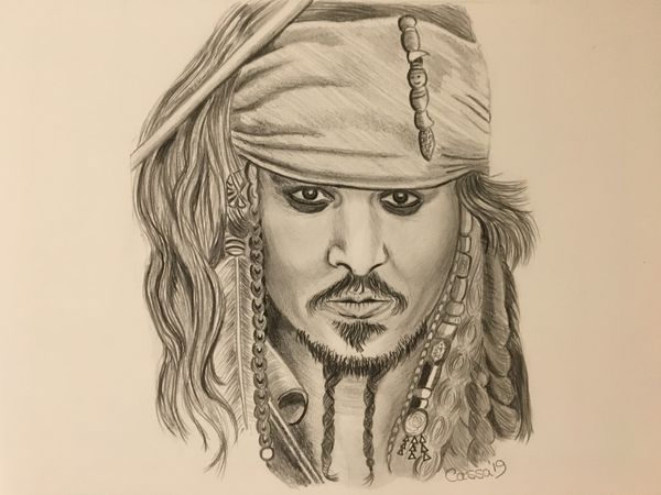 A Little Bit of Peril (Capt Jack Sparrow)