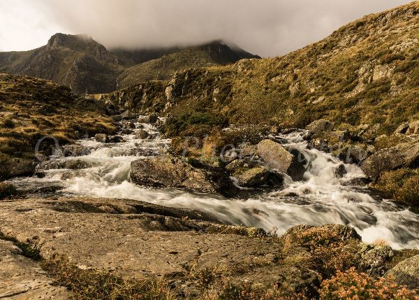 Going with the flow at Cwm Idwal