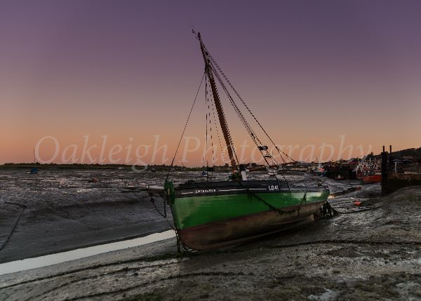 'Endeavour' - a Dunkirk Little Ship at Old Leigh