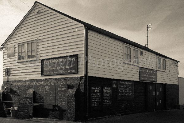 Leigh Fishermans CoOp, Old Leigh