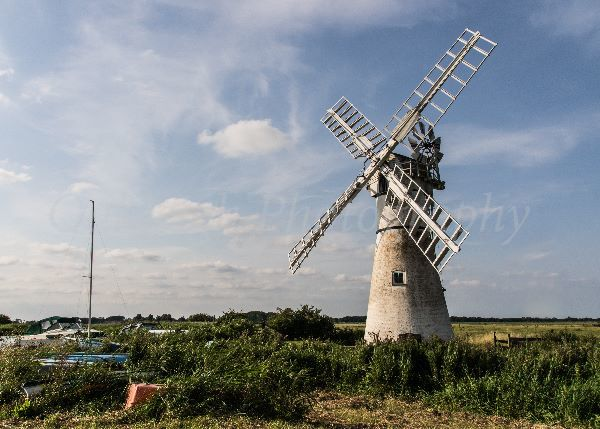 Thurne Pump