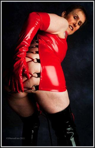 Allison - Mistress dress