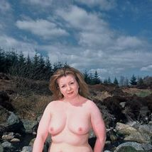 Charley - Nude on a rock