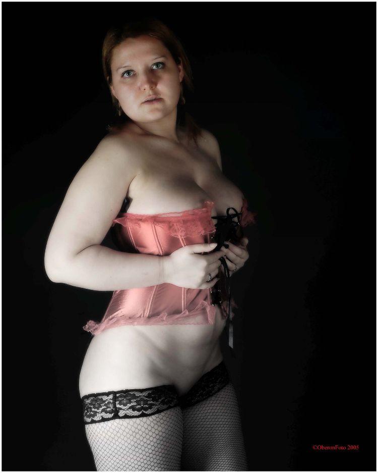 Sophie - Pink basque