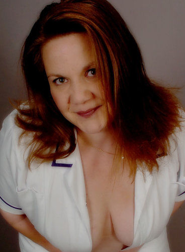 Anale - Nurse cleavage