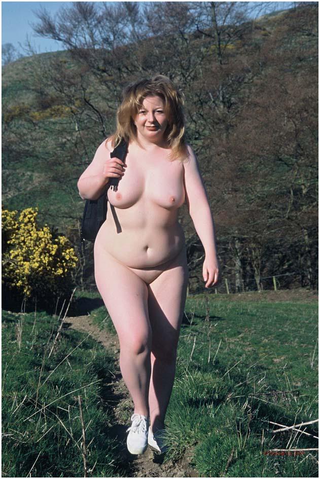Charley - Walking the nudist way