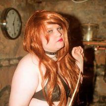 Ashleigh - In her dungeon