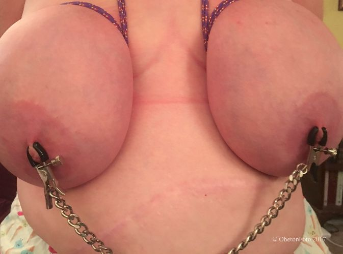 BBW_Willow - Tied and clamped