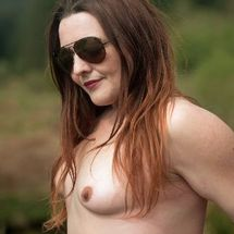 Lou - Deep thinking nudist