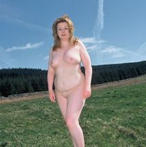 Charley - As naked as the day she was born