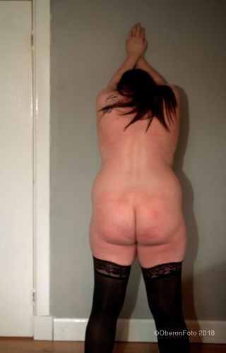 Lucy - Awaiting punishment
