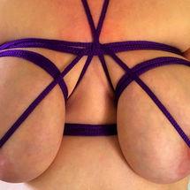 BBW Willow - Purple rope