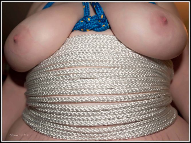 BBW Willow - Rope corset