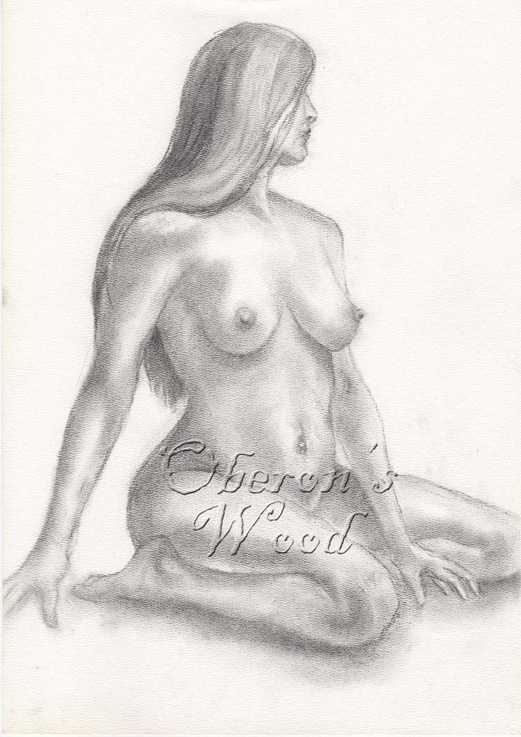 'Charcoal Nude'