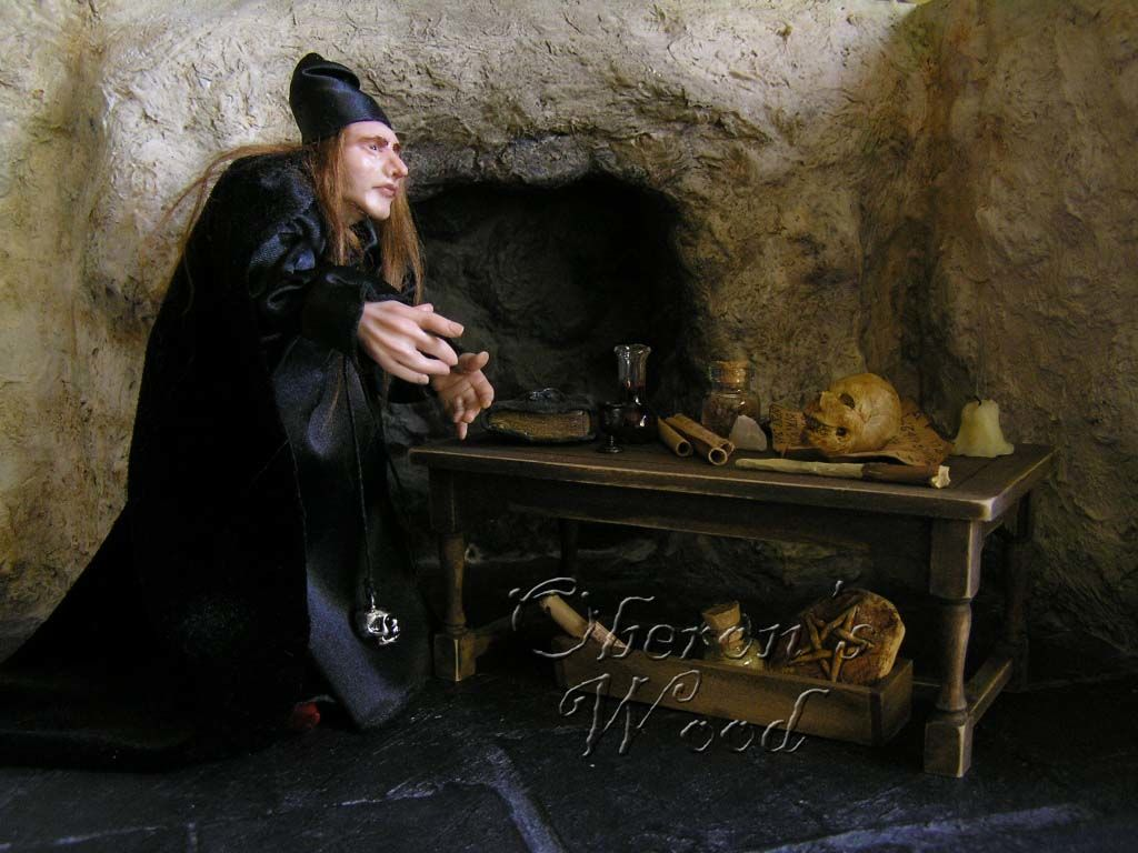 'Mandragoria The Dark Wizard'