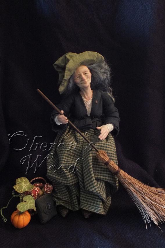 'Meg, the Village Witch'
