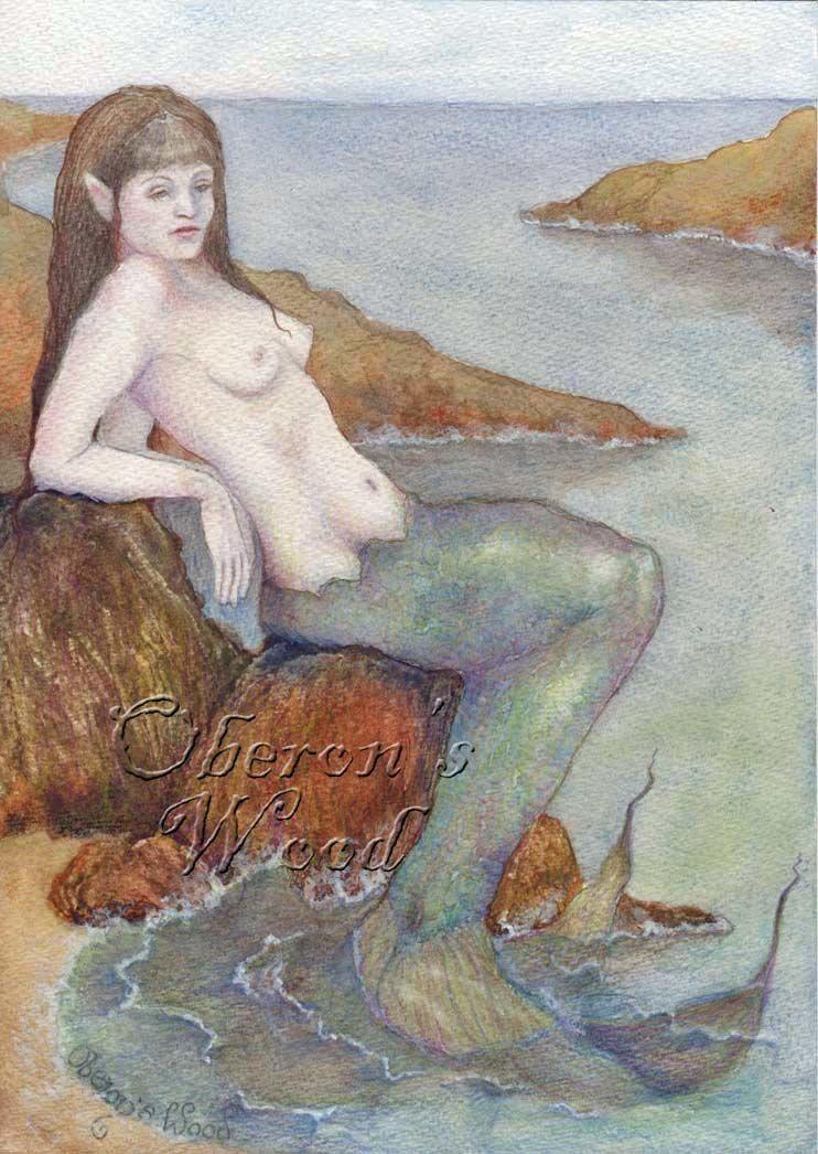 'Mermaid Moods'