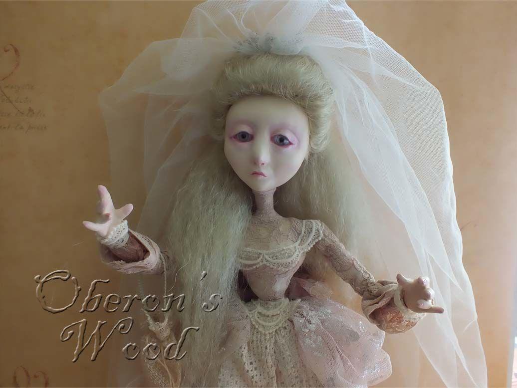 'The Ghost Bride, Mistress Lillian'
