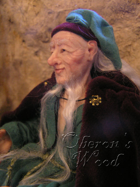 'Odin, Wizard of the Winter'