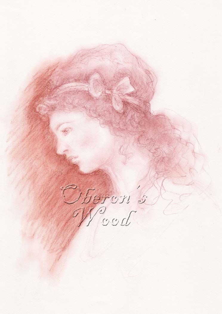 'Pastel Lady'