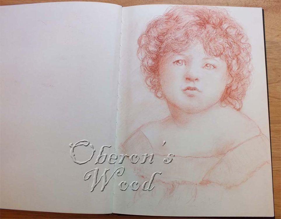 'Sad little Child'
