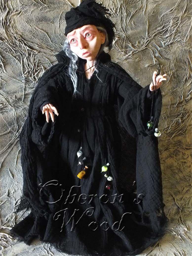 'Wizard Algernon Crowe'