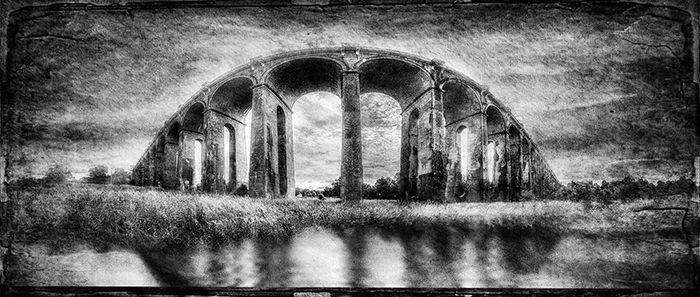 Ouse Valley Viaduct Impression