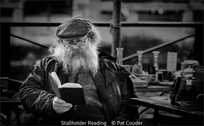 Stallholder Reading