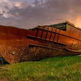 Fleetwood Rusting Bygone Era