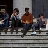 Lads' Lunch Break