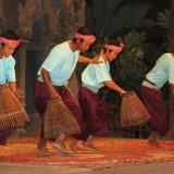 Apsara dancers, Cambodia