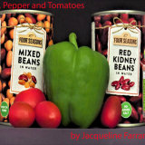 Beans, Pepper and Tomatoes