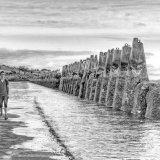 Cramond Island causeway
