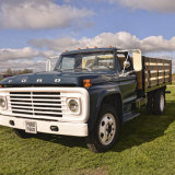 Ford F600 Down on the Farm