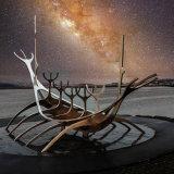 Iceland's Viking boat