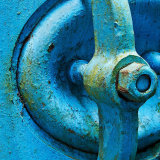 Rusty Blue Metalwork