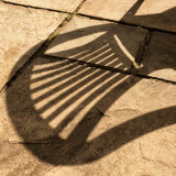 Shadow of a Chair Back