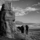 View from Bridestone Rocks