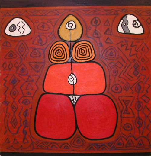 Cairn Goddess 2004