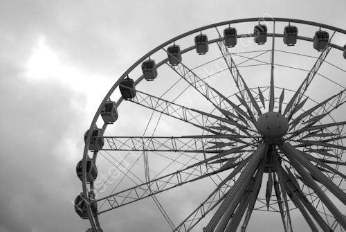 Observation Wheel, Weston super Mare