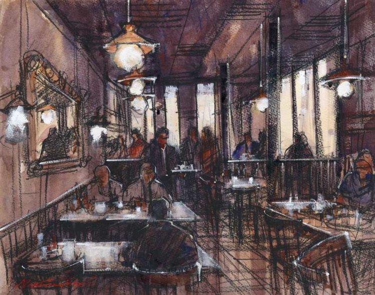 Willi's Cafe, Jesmond